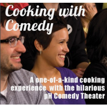 Couples' Cooking with Comedy!