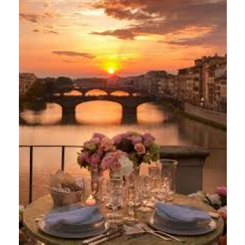 Evening in Italy