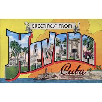 Gift from Havana