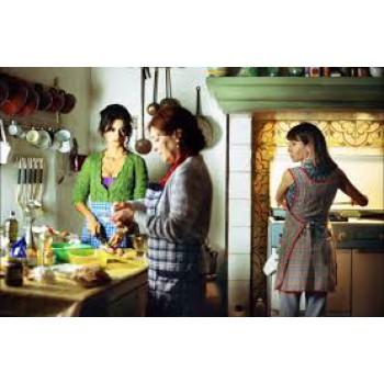 In a Spanish Kitchen