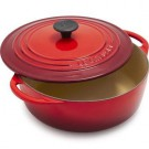 Le Creuset 2.75‑qt. Round French Oven - Red