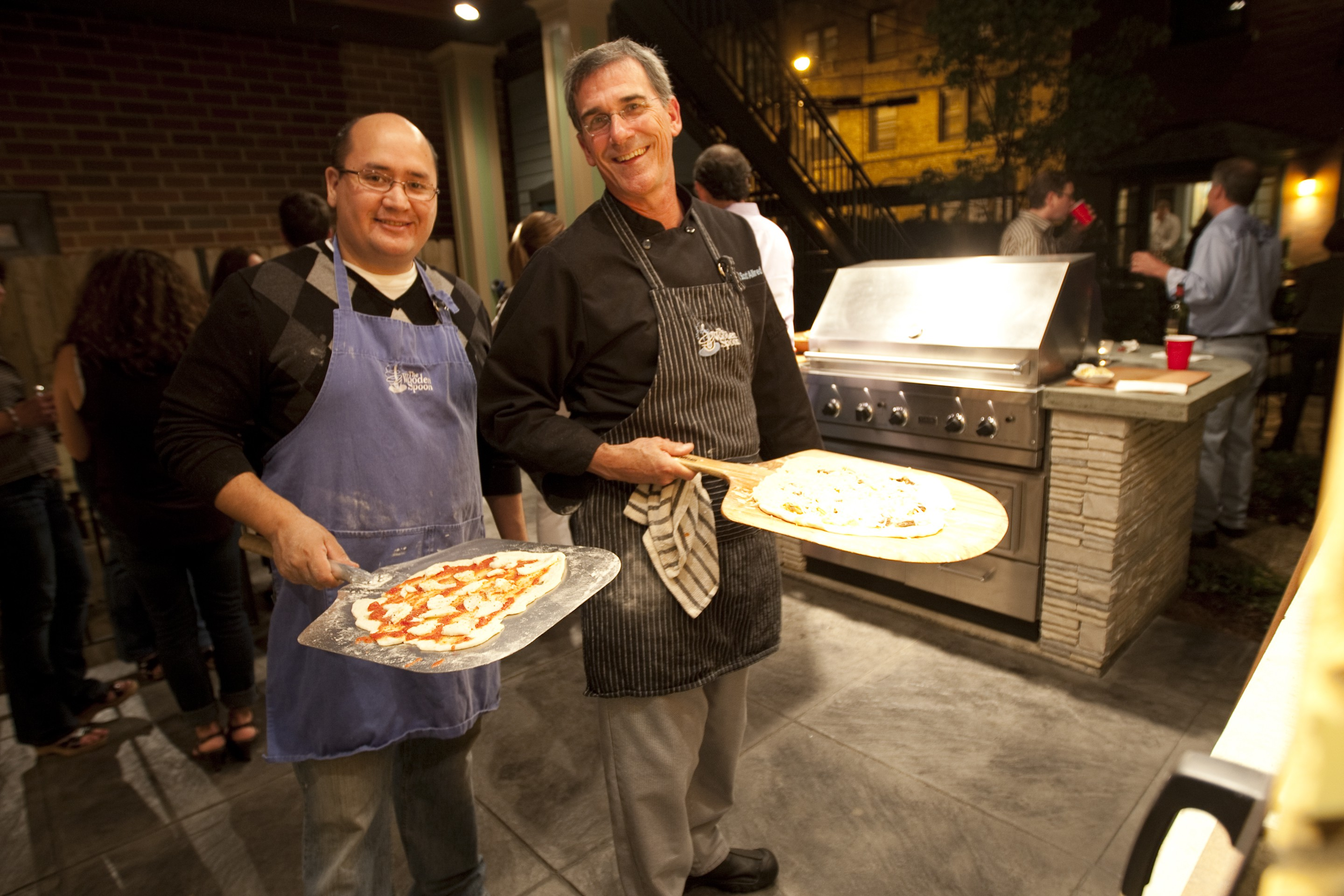 Become a Pizza Pro