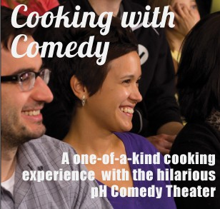 Cooking with Comedy!